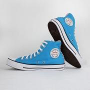 Tênis Converse Chuck Taylor All Star Azul Nautico Cano Longo