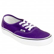 Tênis Vans Authentic Violeta