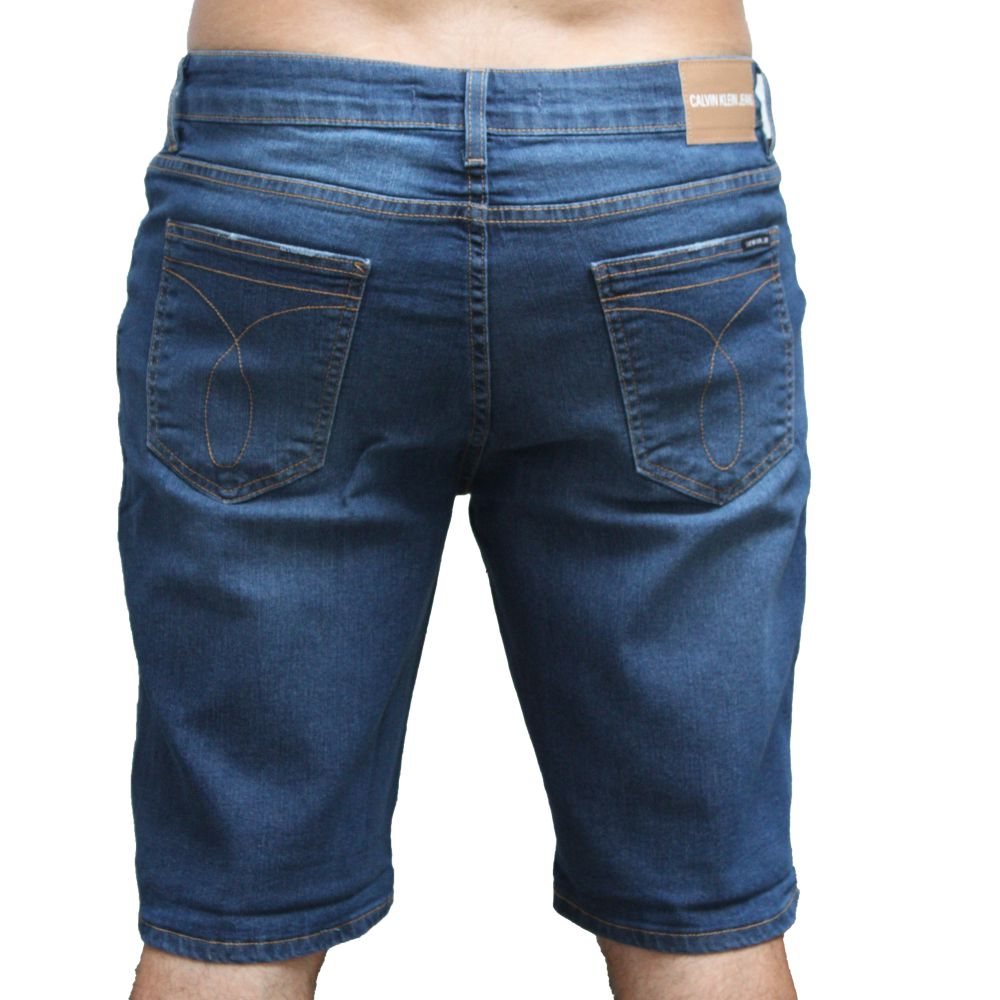 Bermuda Calvin Klein Jeans Reta