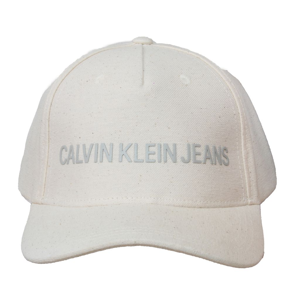 Boné Calvin Klein Jeans Bege