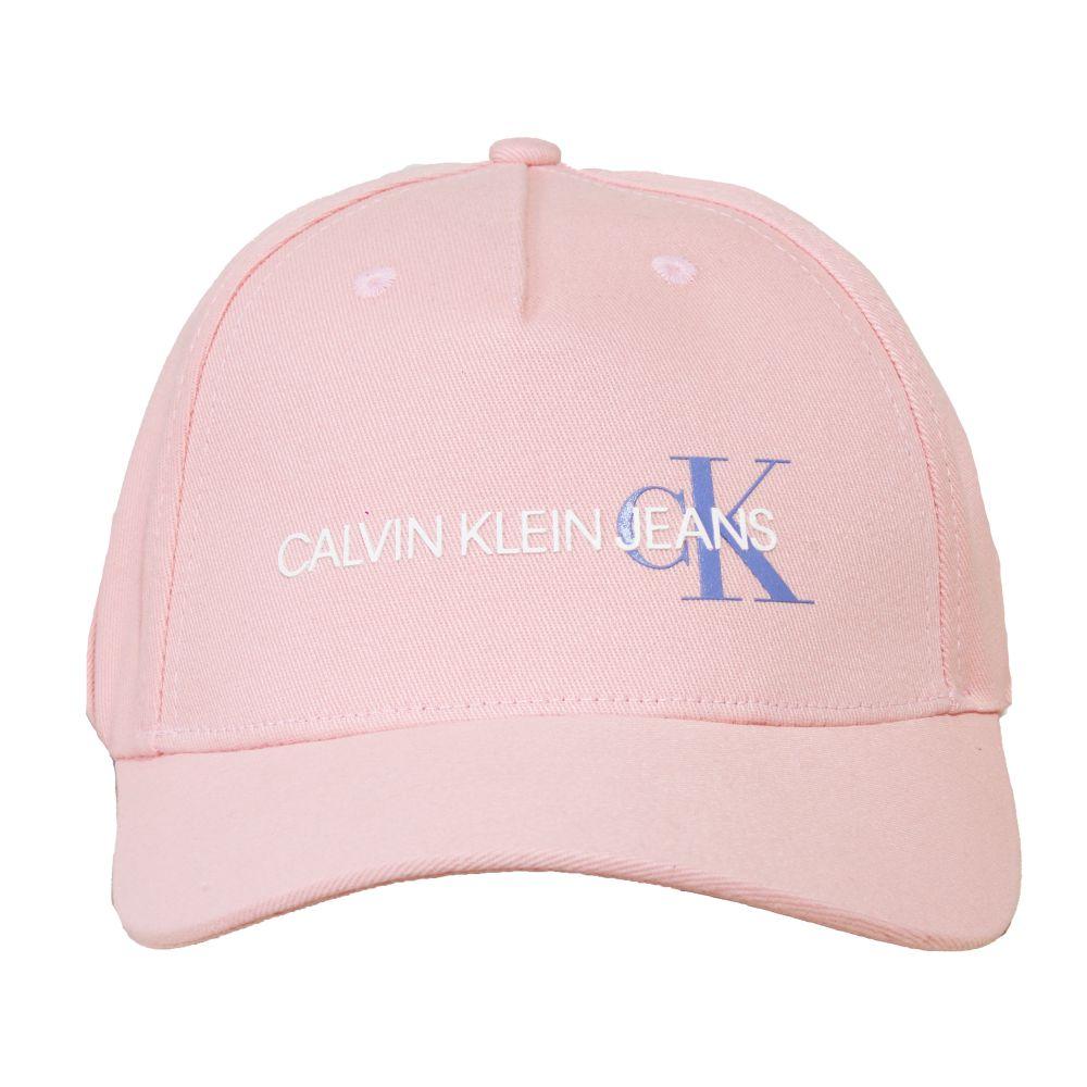 Boné Calvin Klein Jeans Rosa