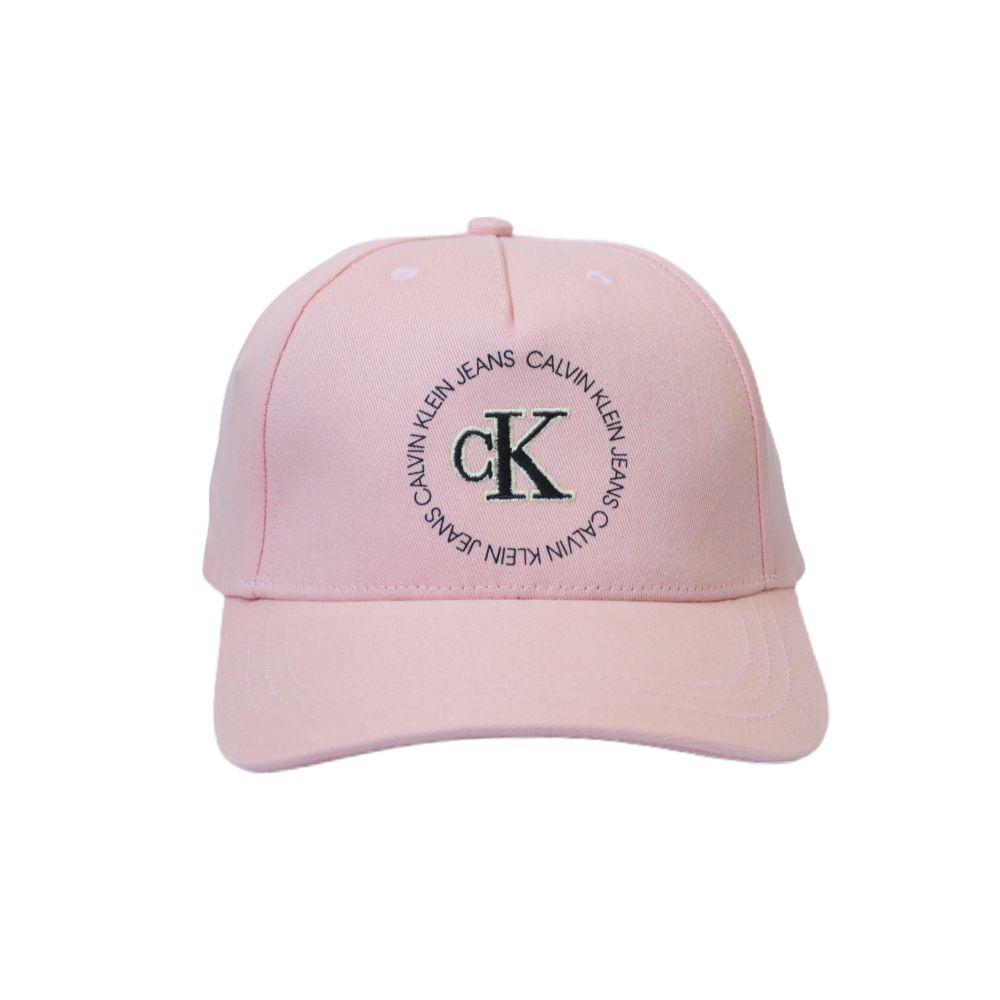 Boné Calvin Klein Jeans Rosa CK