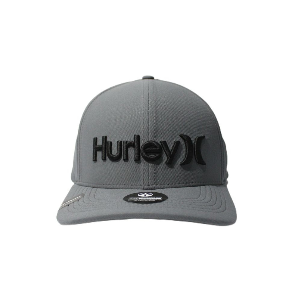 Boné Hurley Basic Big Cinza