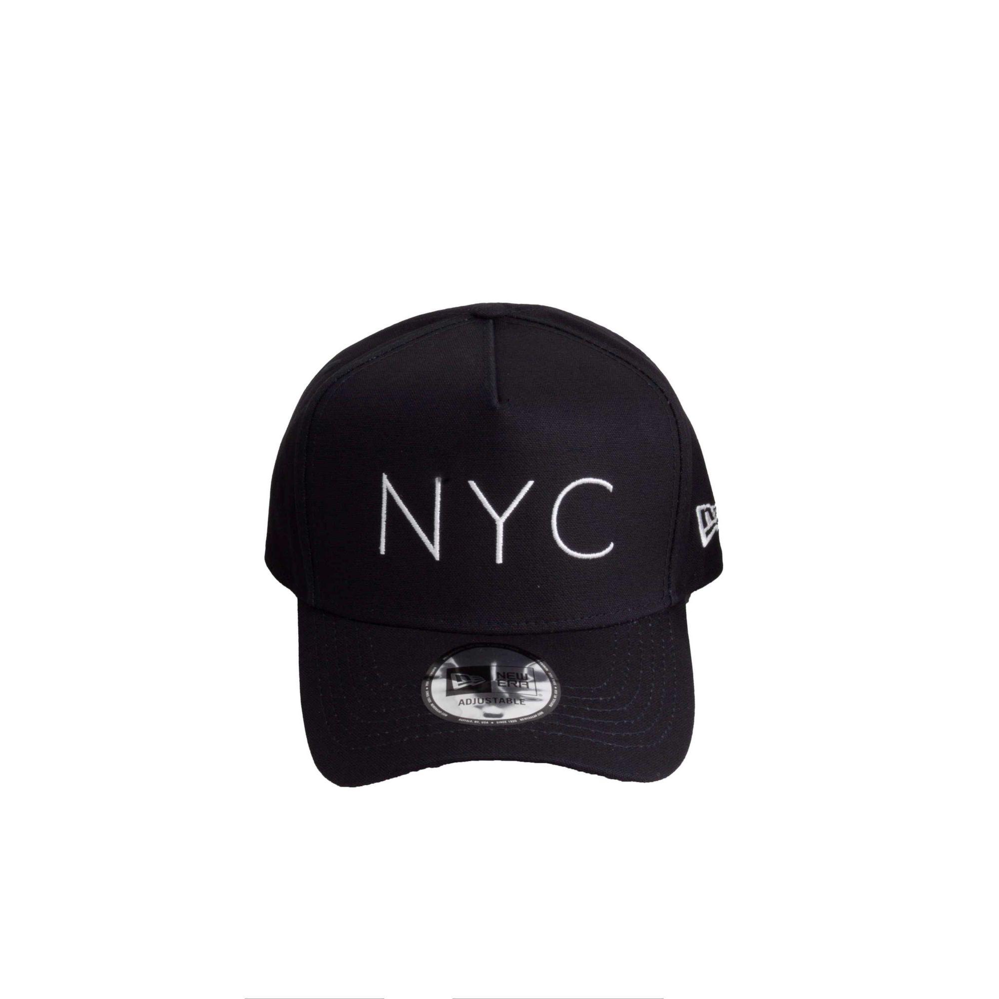 Boné New Era NYC Marinho