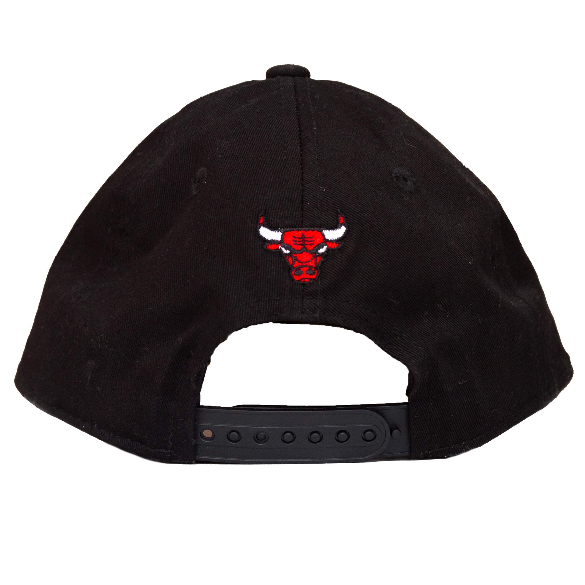 Boné New Era Bulls Preto