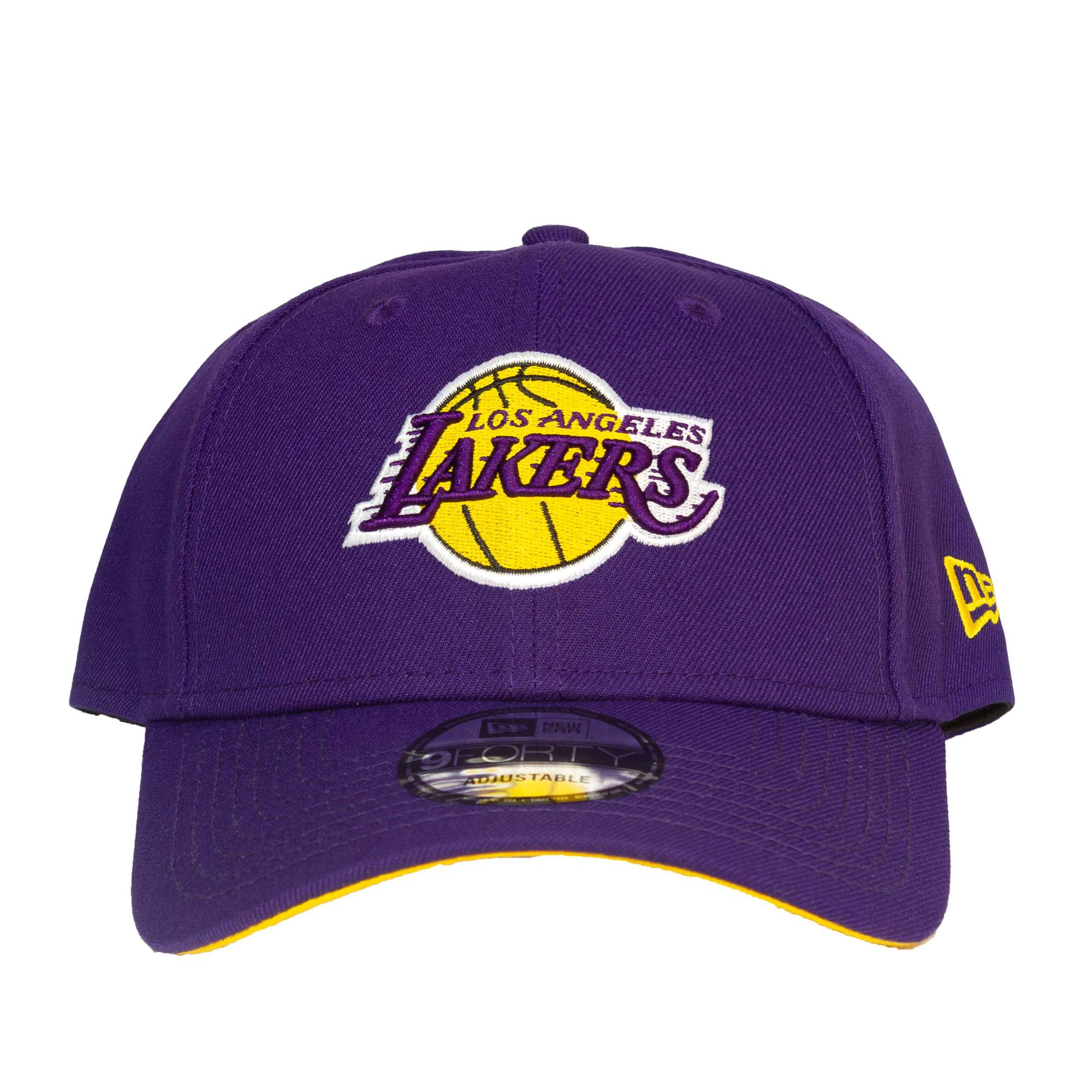 Boné New Era Lakers Roxo