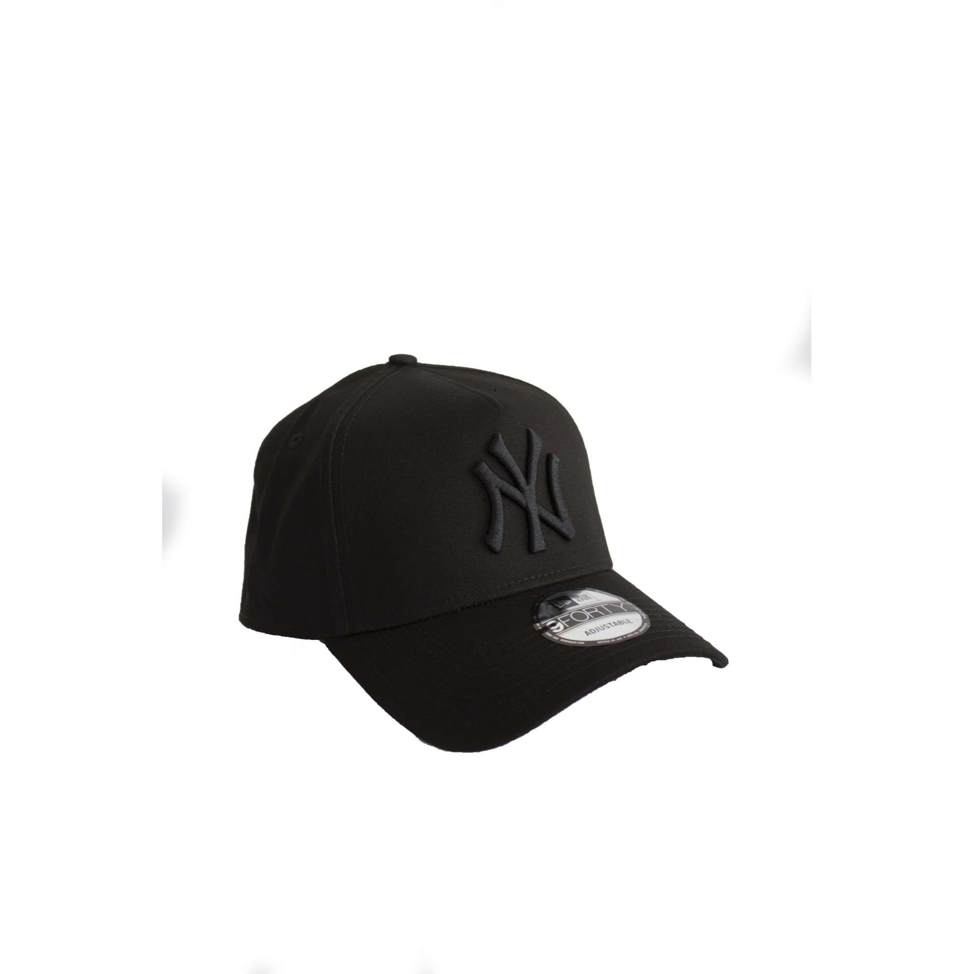 Boné New Era NY  BUILT Flag Preto