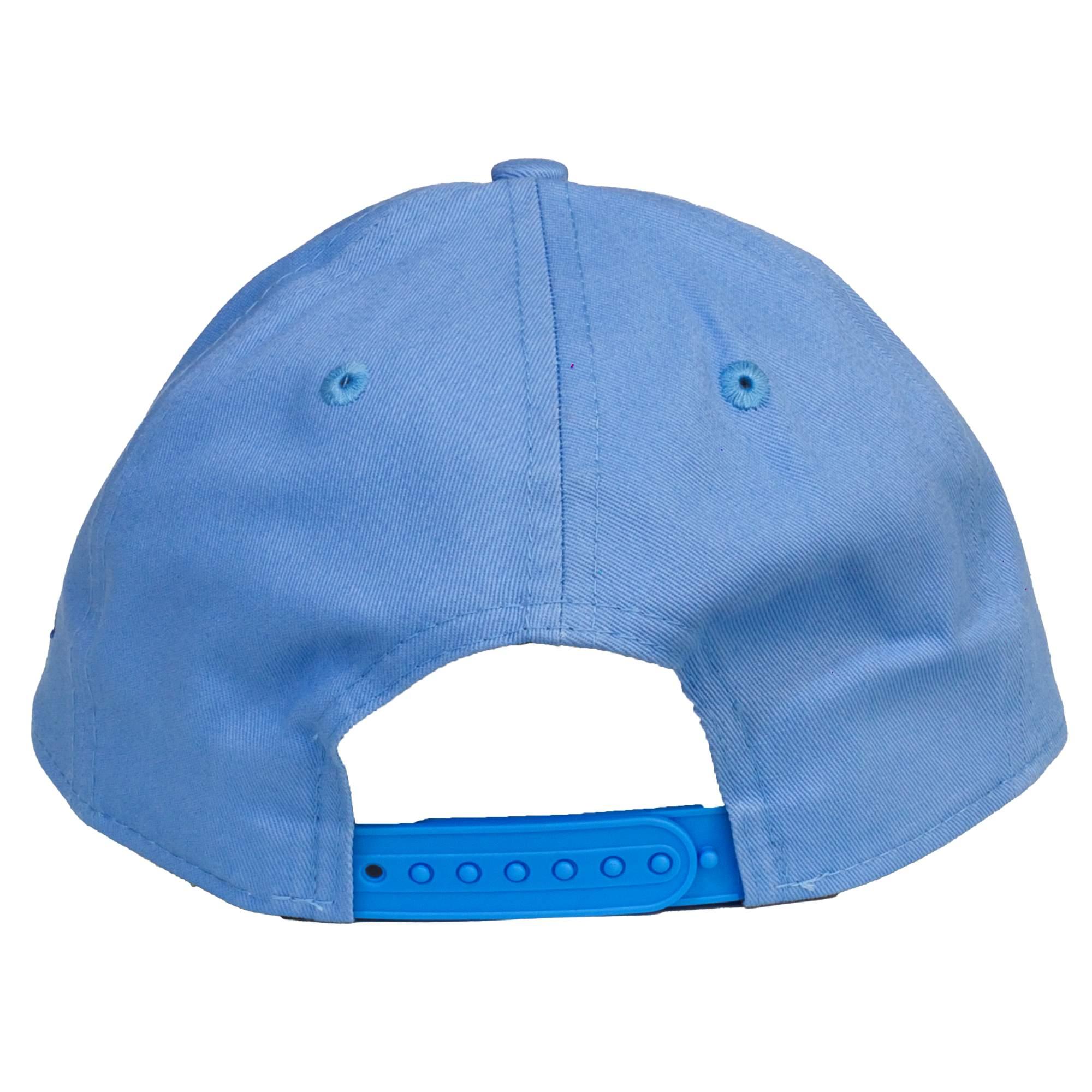 Boné New Era NY Mini Logo Azul Claro