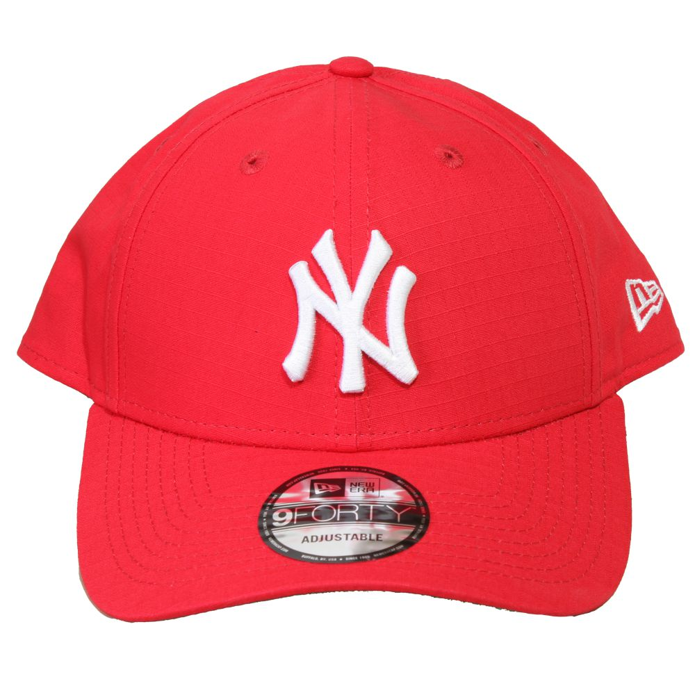 Boné New Era NY Vermelho