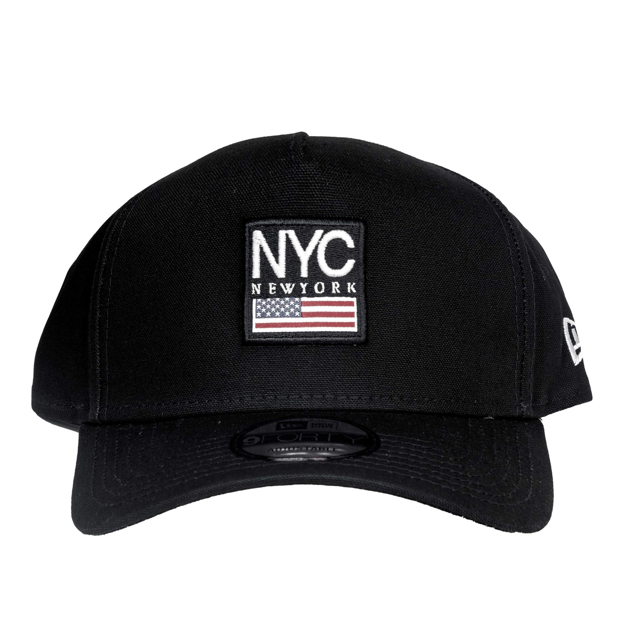 Boné New Era NYC NY Preto
