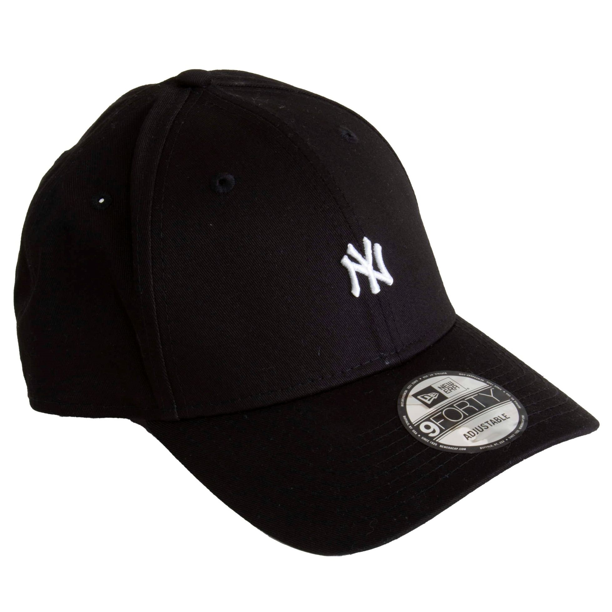Boné New Era Yankees Mini Logo Preto