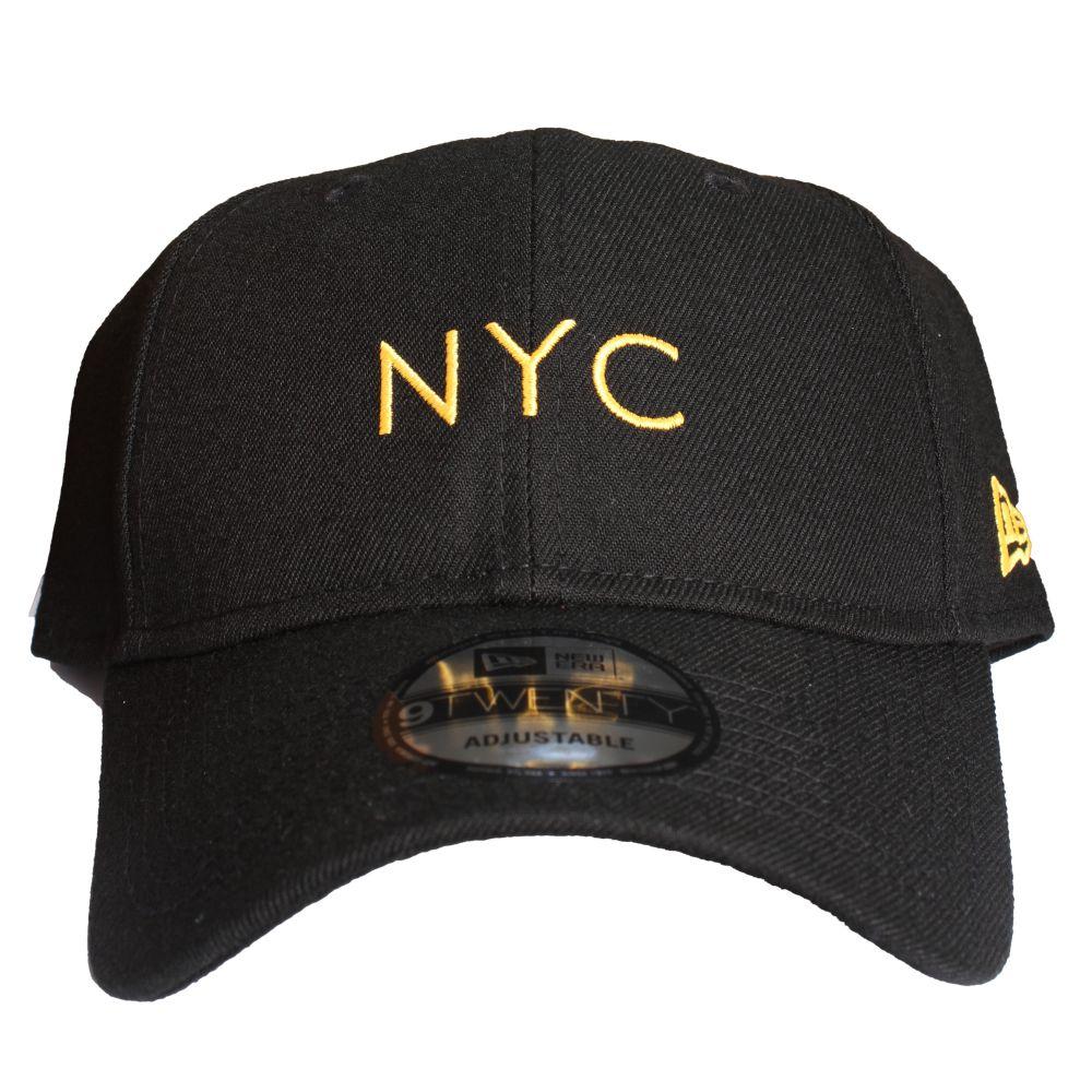 Boné New Era NYC Amarelo