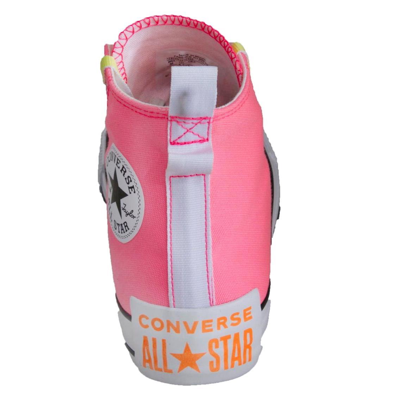 Bota Converse All Star Chuck Taylor Rosa Fluor