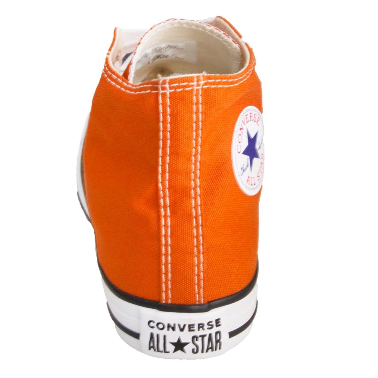 Bota Converse All Star Chuck Taylor Vermelho Ferrugem