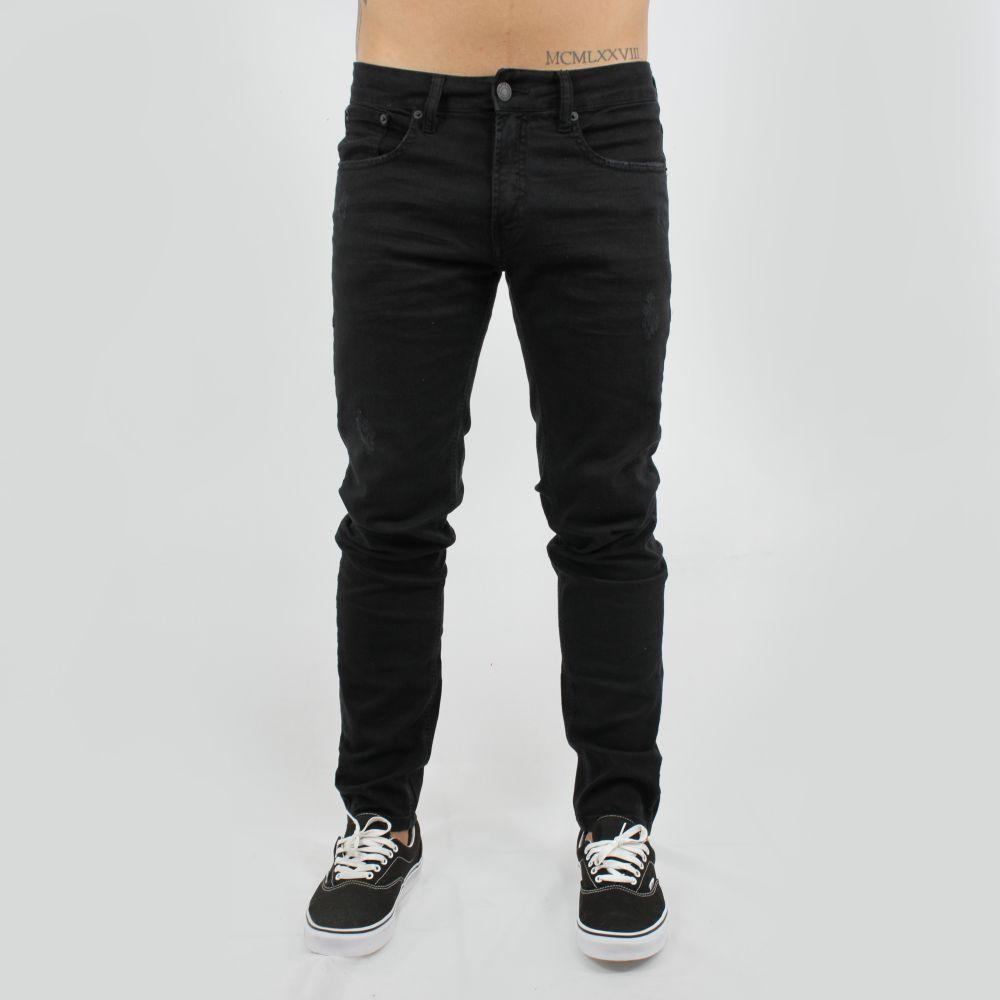 Calça Calvin Klein Jeans Skinny 026 Preta