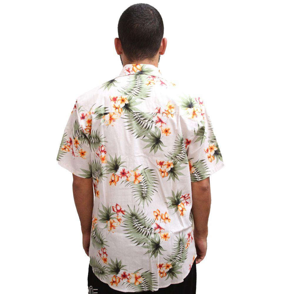 Camisa Aéropostale Floral Beach