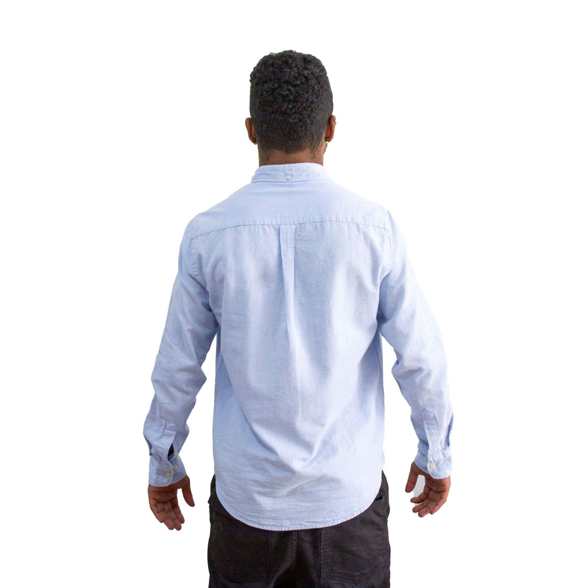 Camisa Reserva Azul Claro