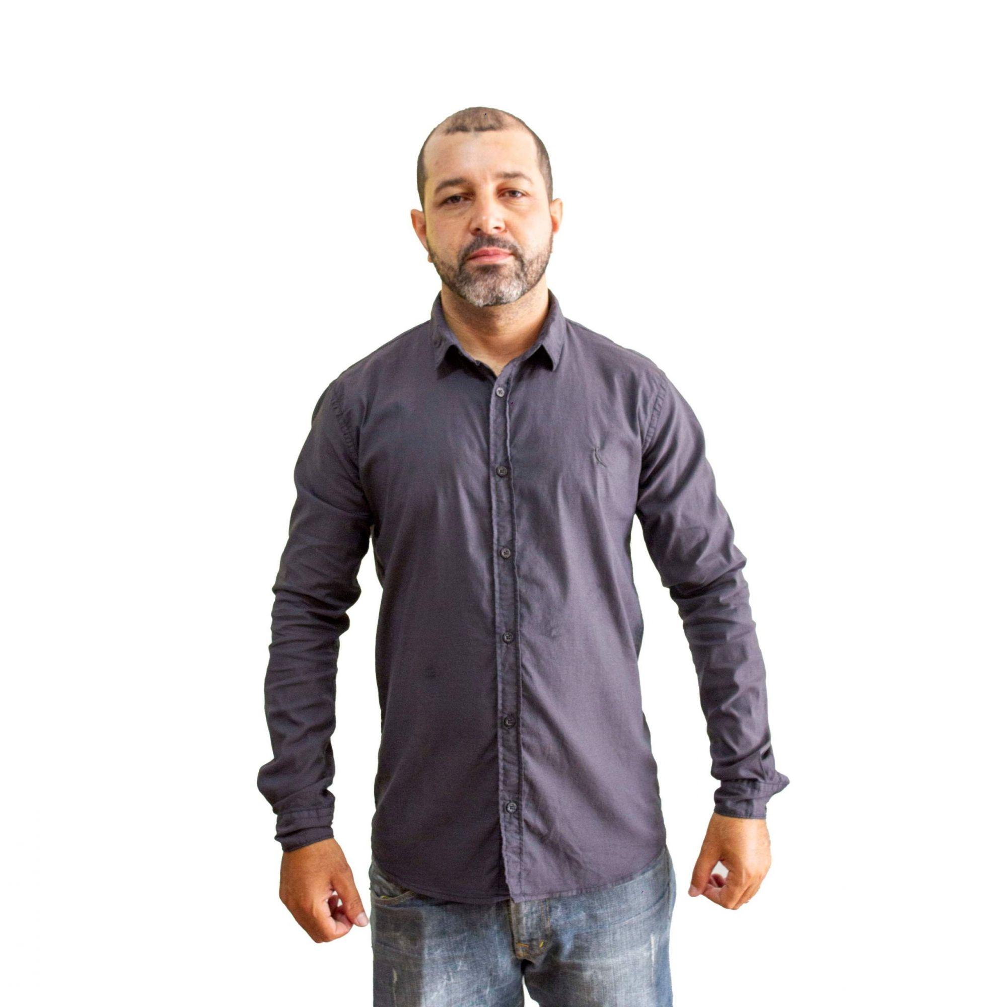 Camisa Reserva Preta