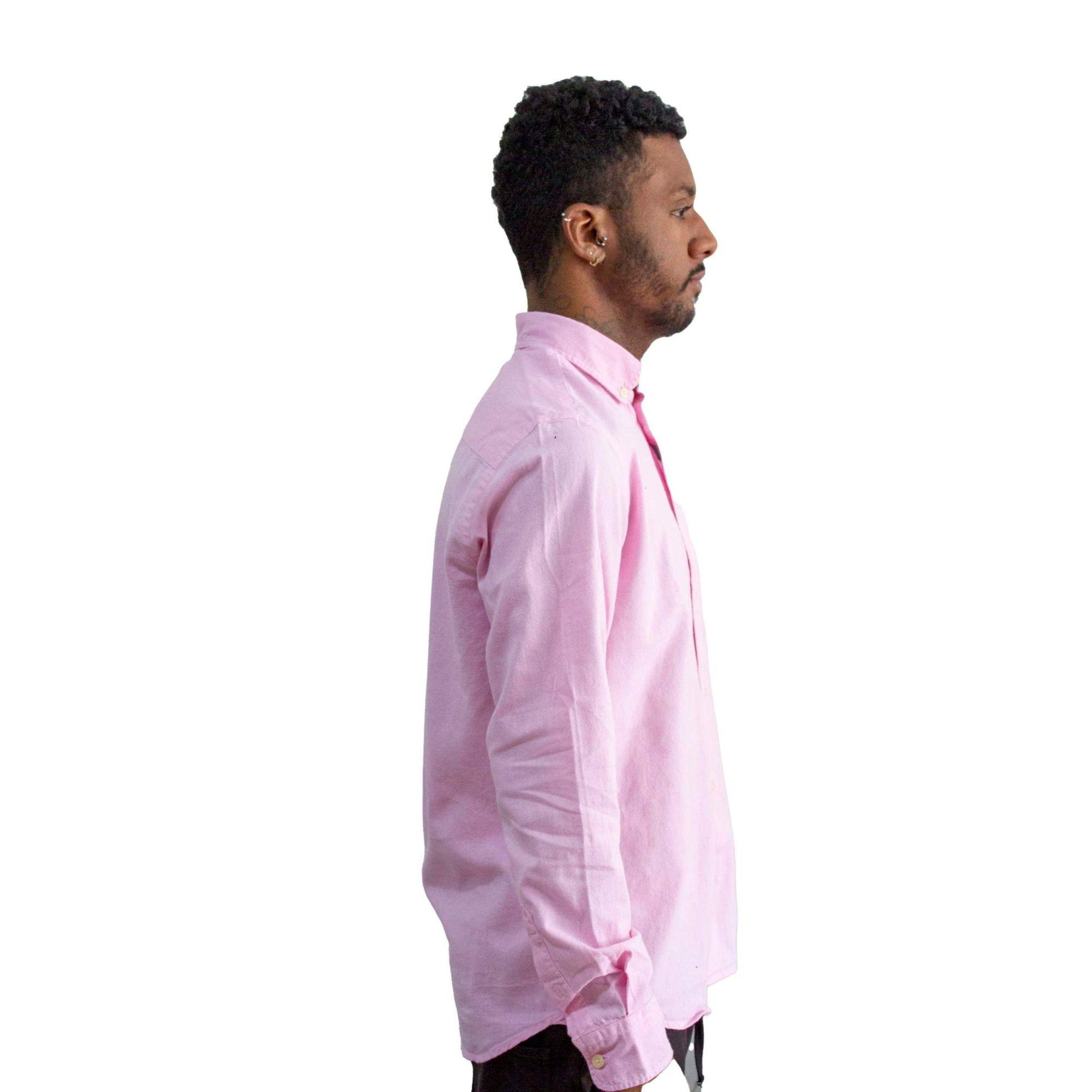 Camisa Reserva Rosa
