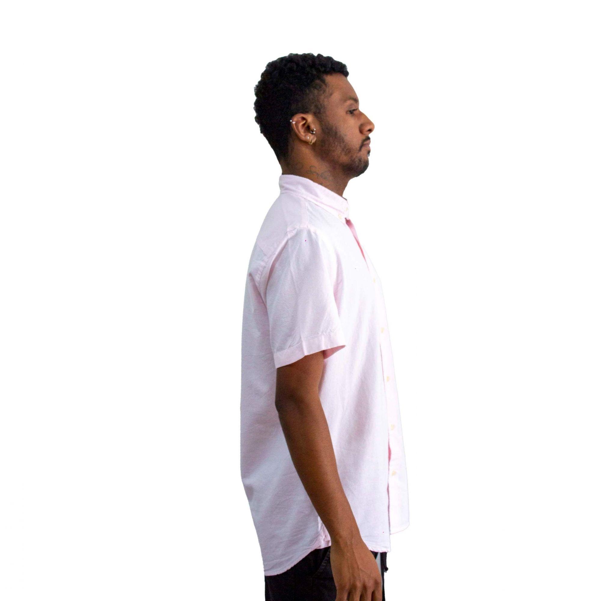 Camisa Reserva Rosa Claro