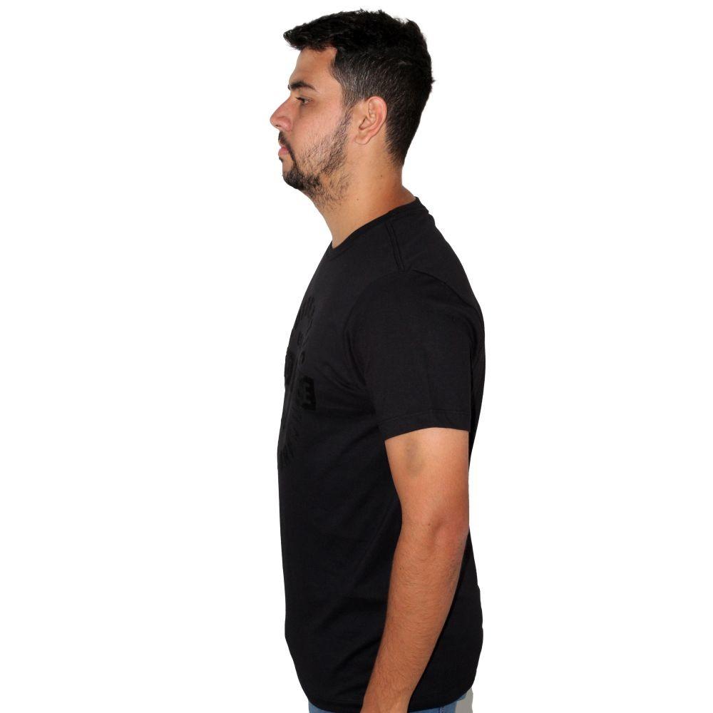 Camiseta Aéropostale Authentic Preta