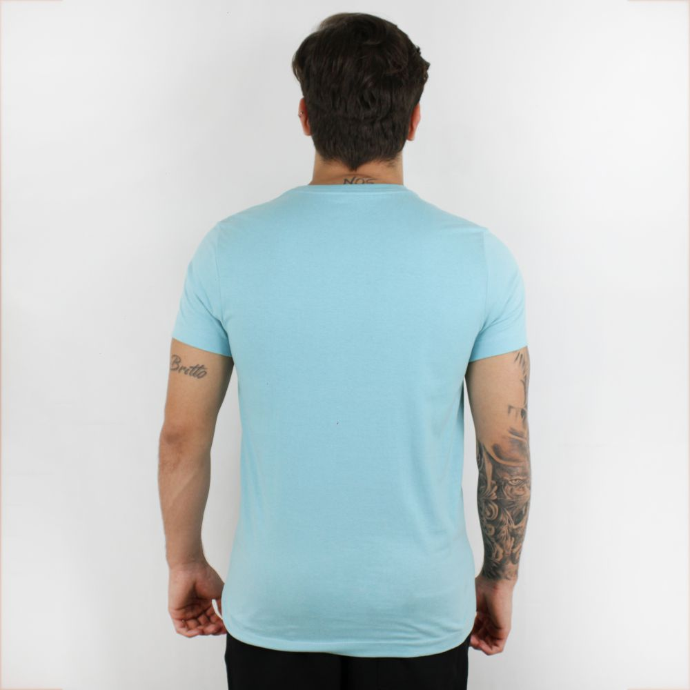 Camiseta Aeropostale California Azul