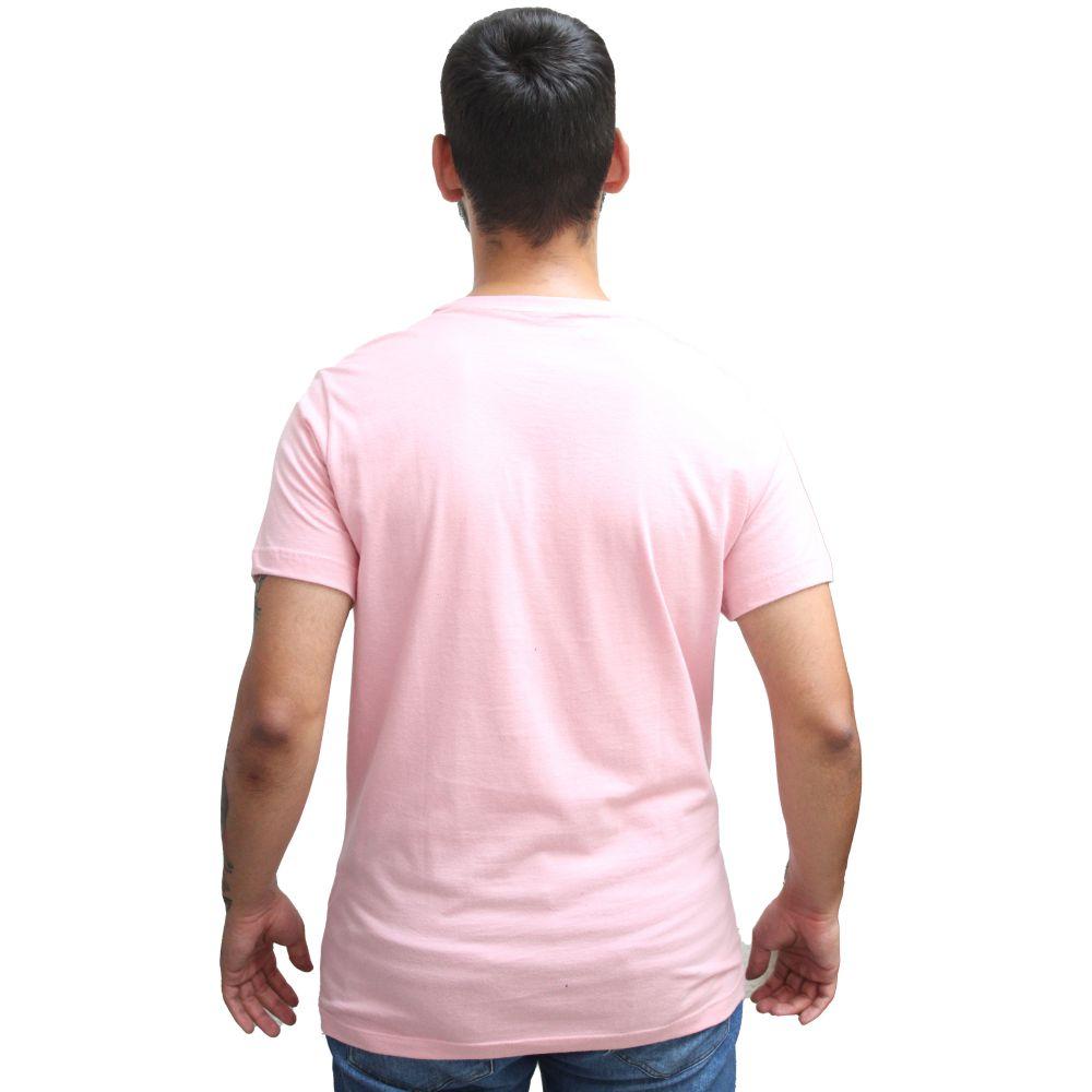 Camiseta Aéropostale NY Rosa