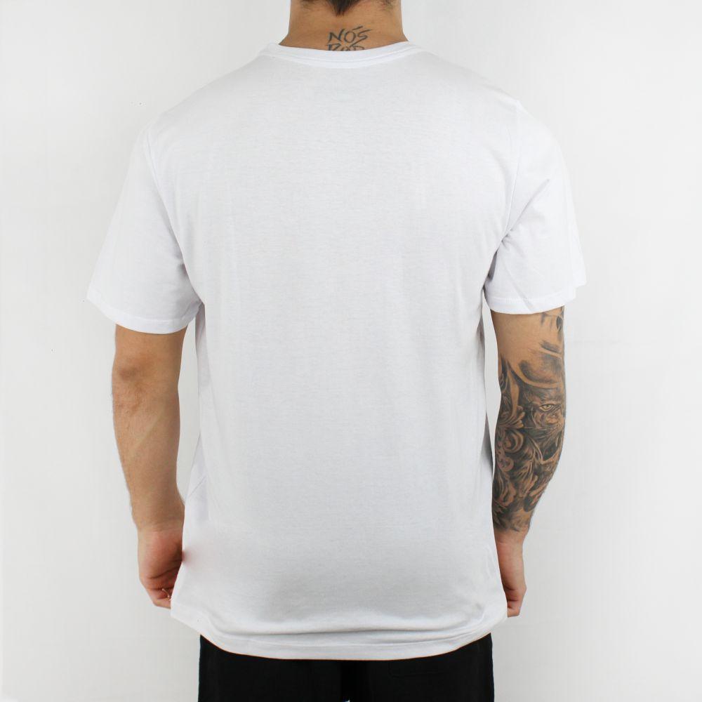 Camiseta Aeropostale Silk Califórnia Branca