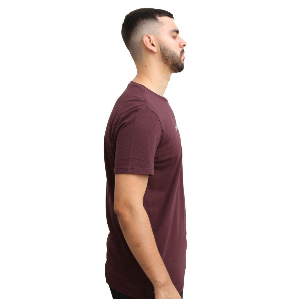 Camiseta Calvin Klein Basic Vinho
