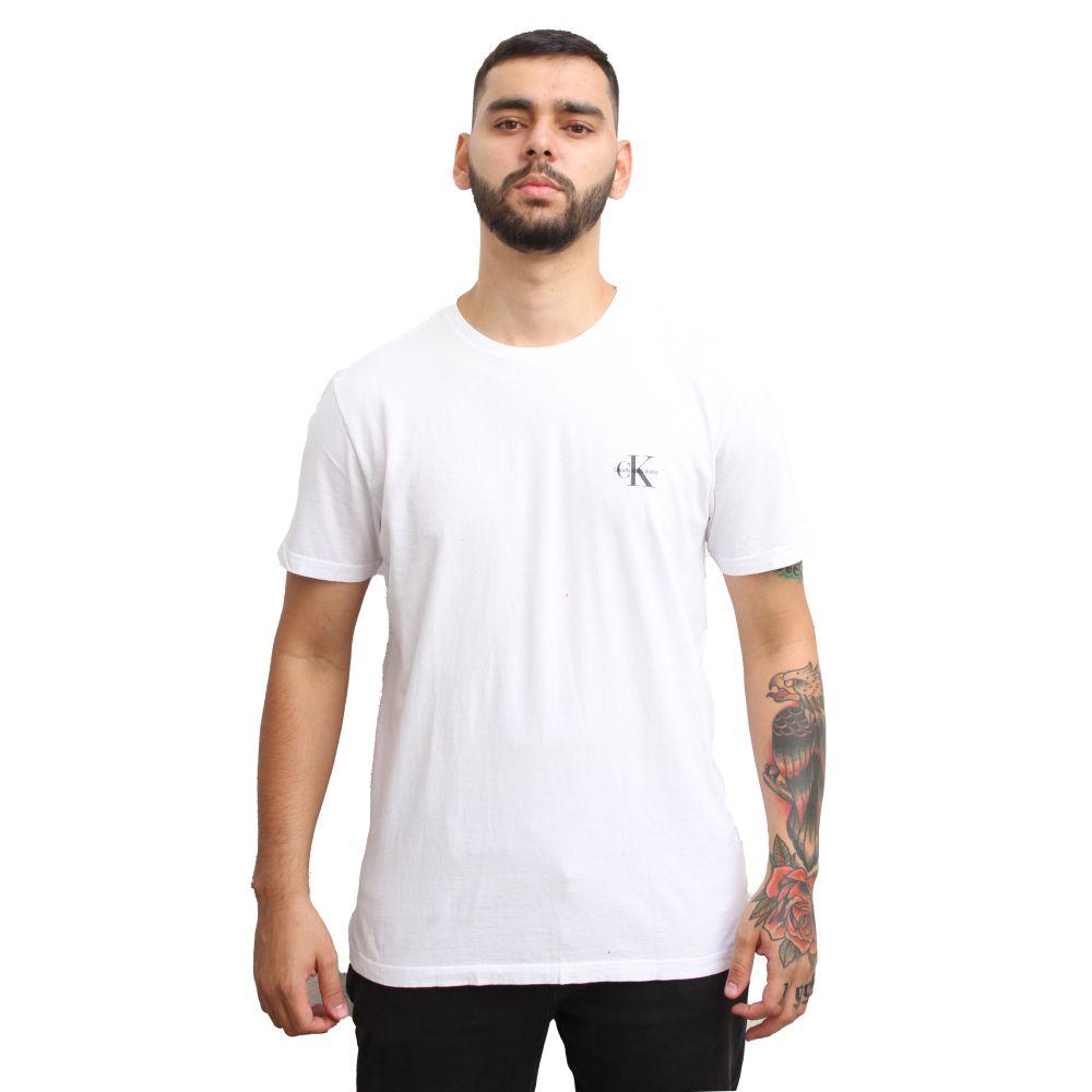 Camiseta Calvin Klein Jeans White