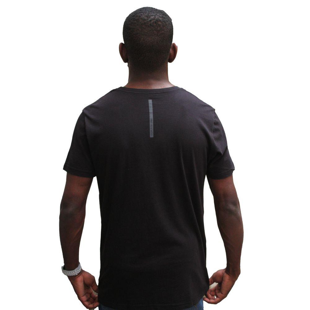 Camiseta Calvin Klein Jeans CK Black
