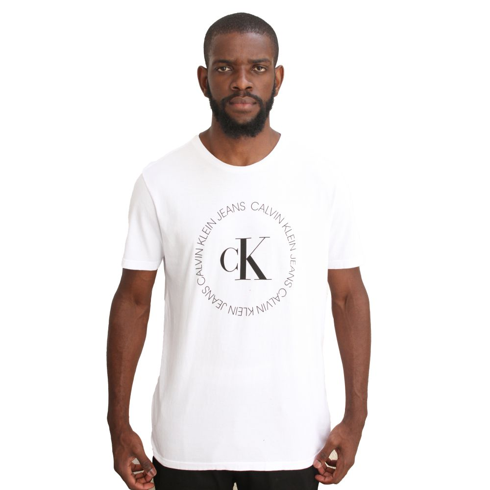 Camiseta Calvin Klein Jeans CK Logo