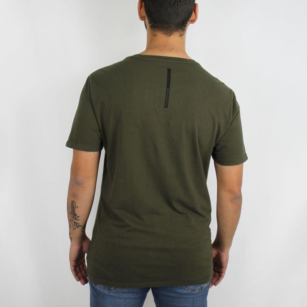 Camiseta Calvin Klein Jeans Classic Verde