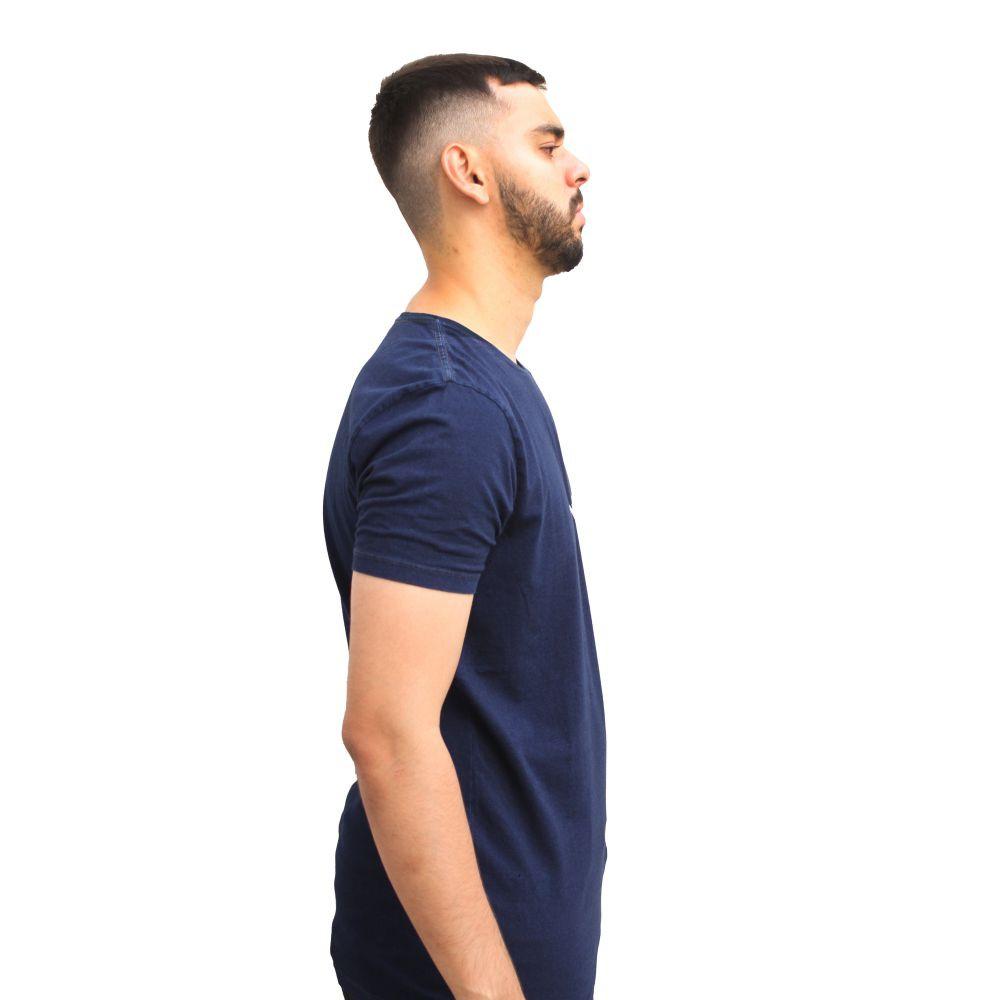 Camiseta Calvin Klein Jeans Reg. Indigo