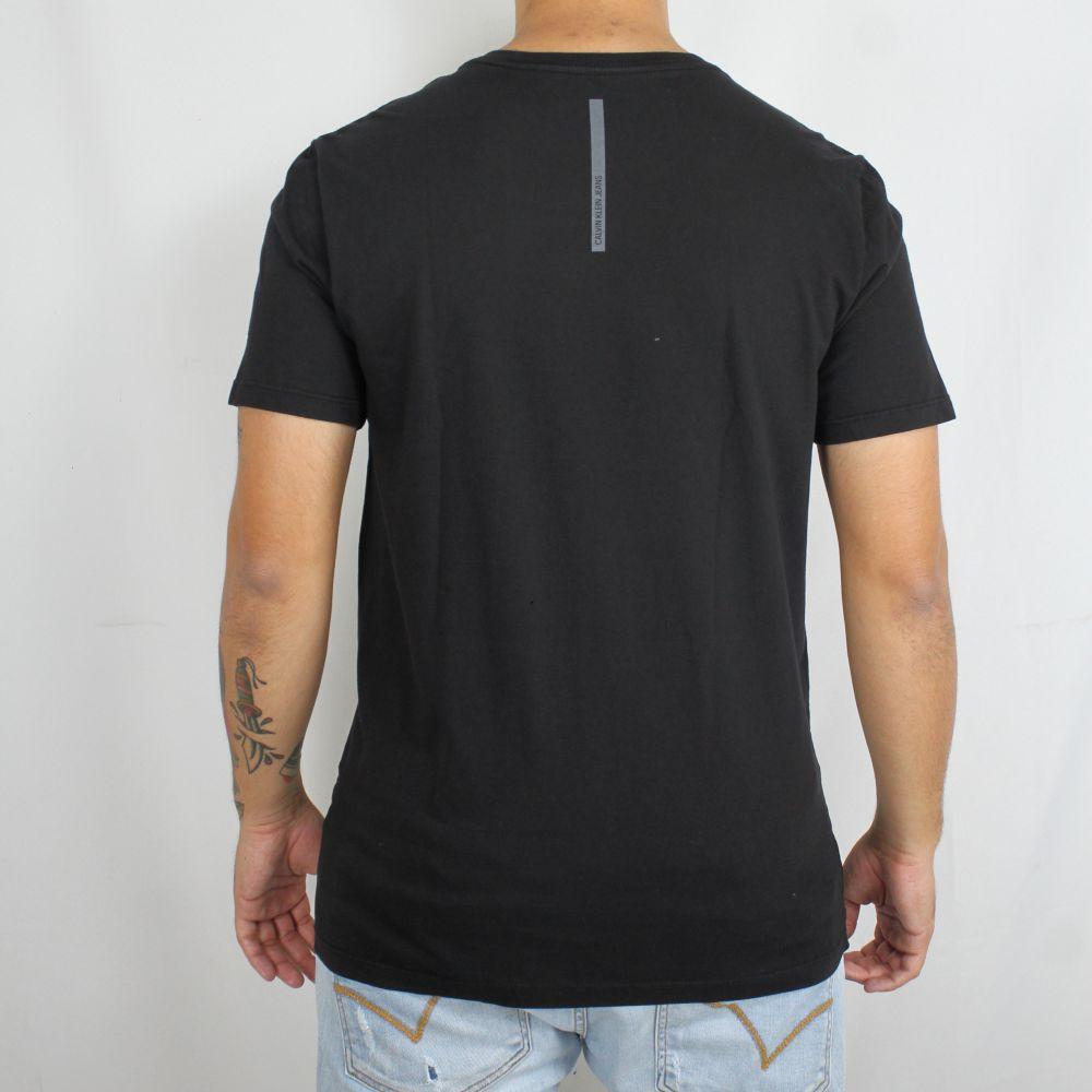 Camiseta Calvin Klein Jeans Still Life Preta