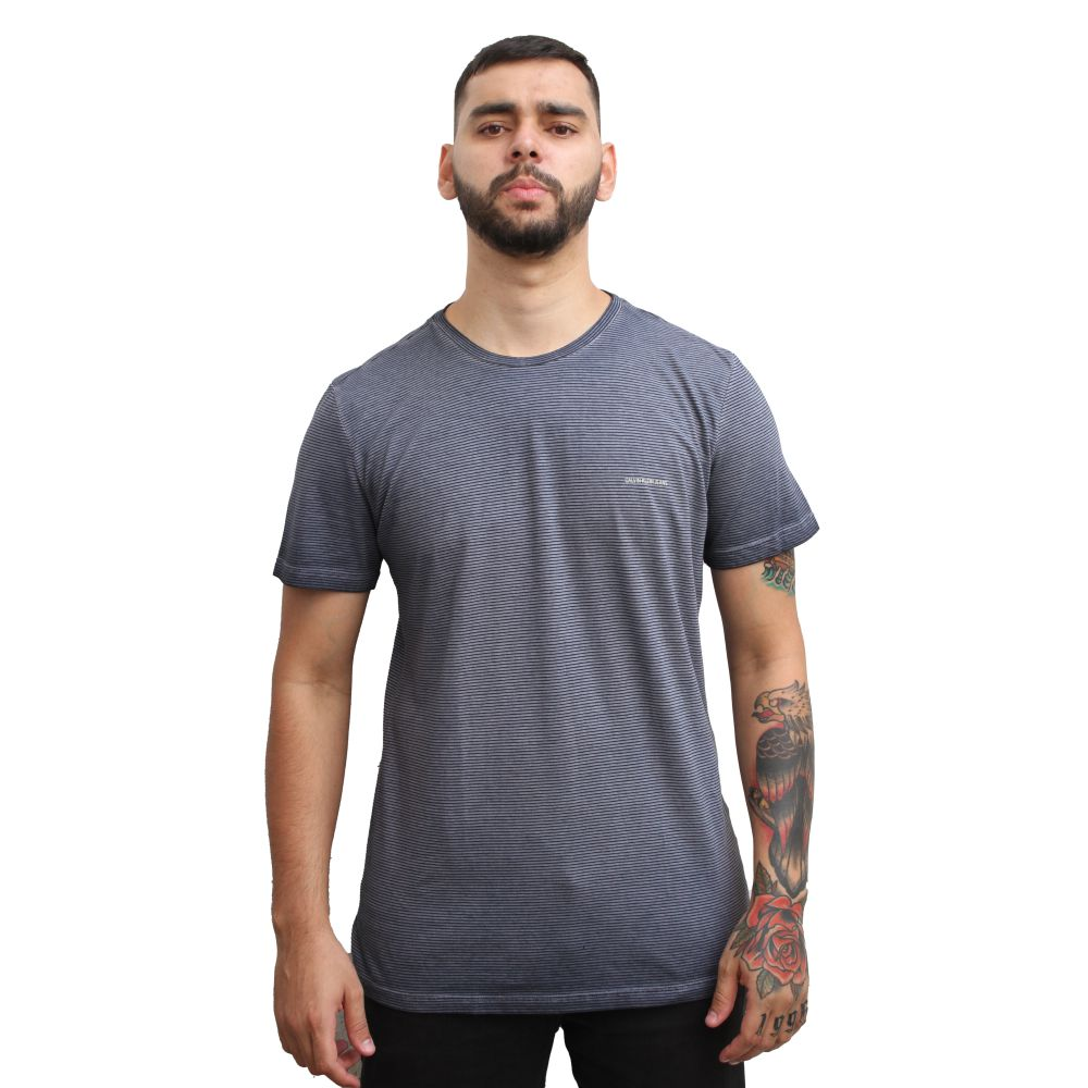 Camiseta Calvin Klein Listrada