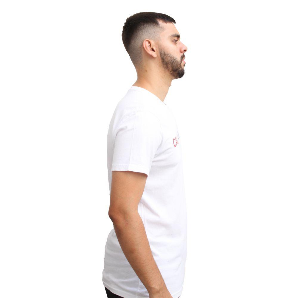 Camiseta Calvin Klein Logo Pride