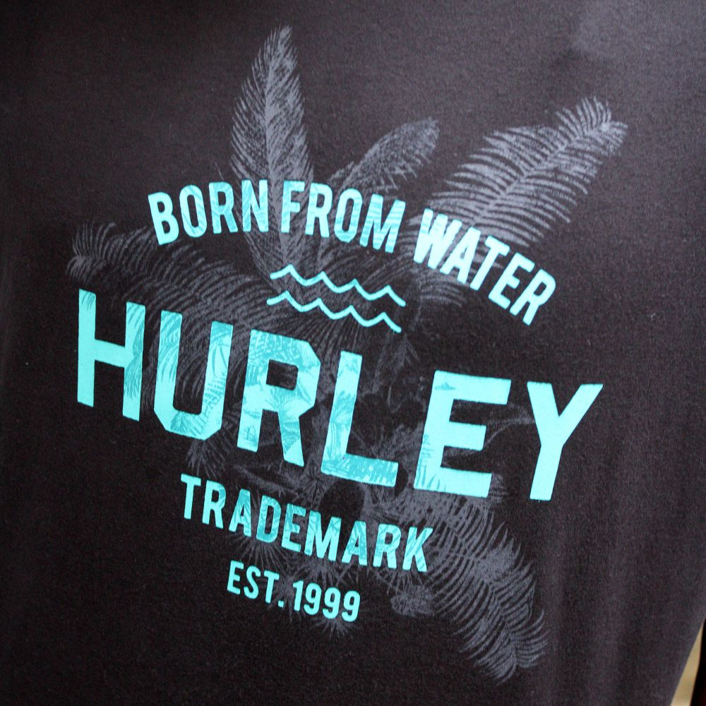 Camiseta Hurley Born From Water