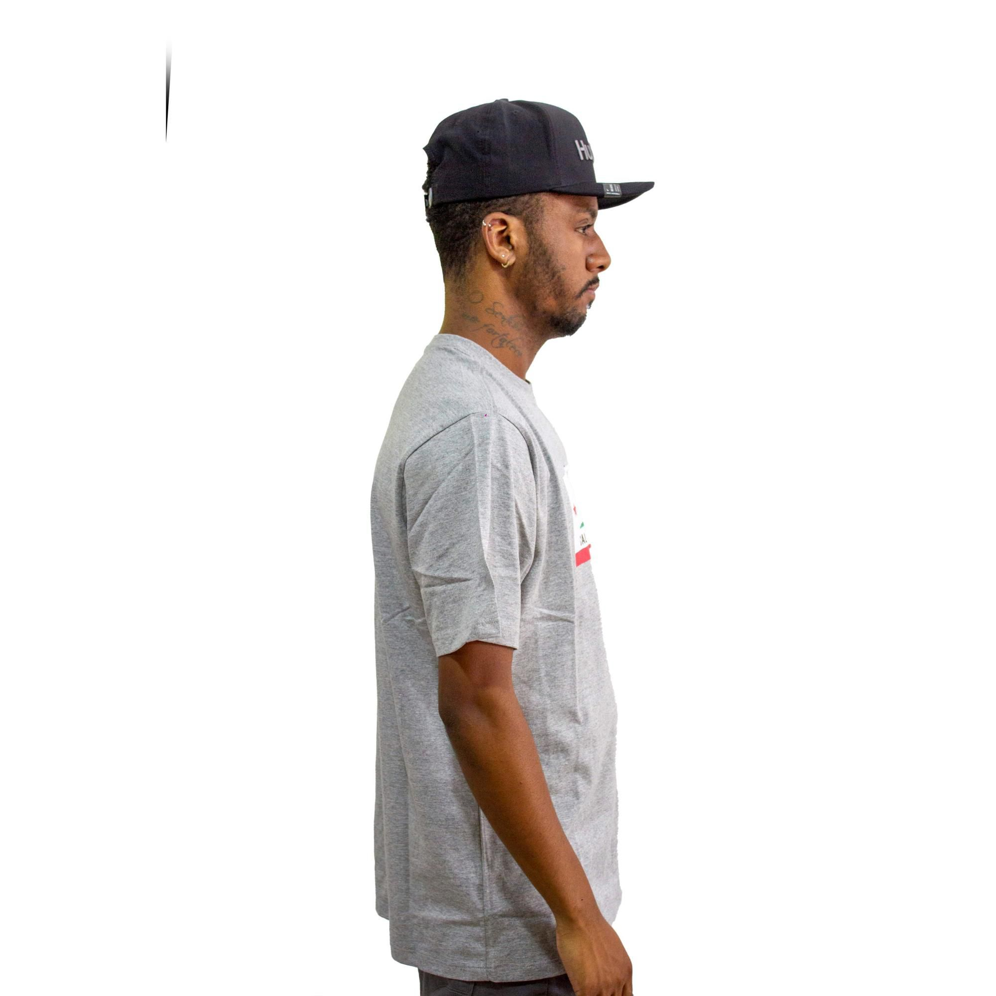 Camiseta Hurley California Mescla