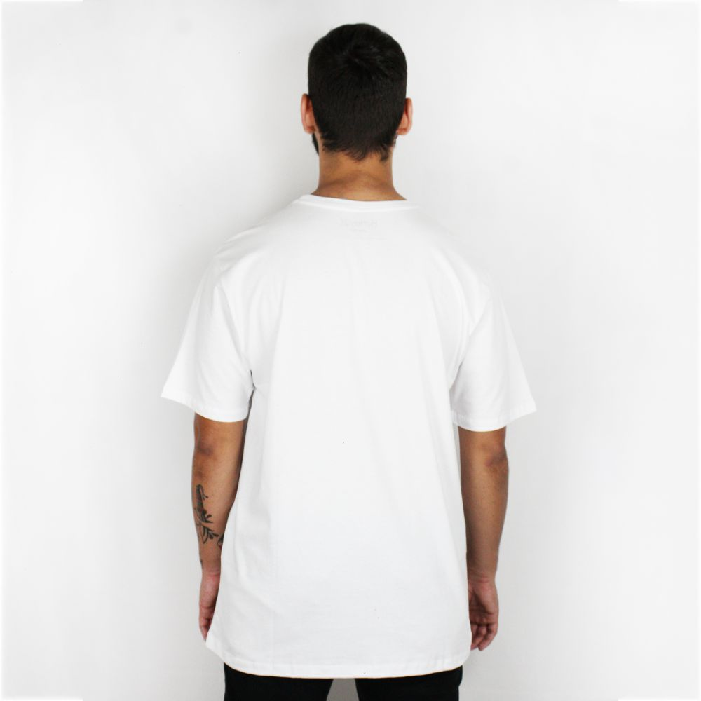 Camiseta Hurley Hypnosis Branca