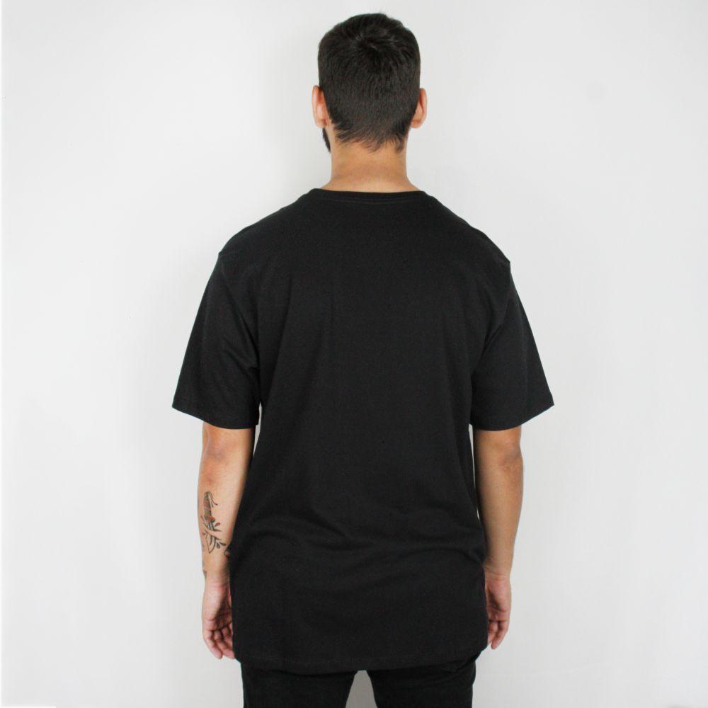 Camiseta Hurley Hypnosis Preta