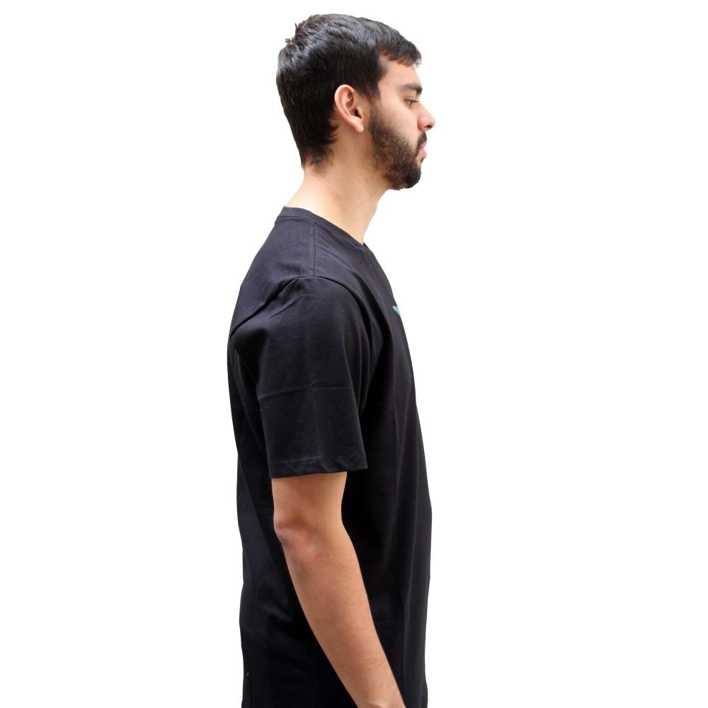 Camiseta Hurley Icon Orname Black