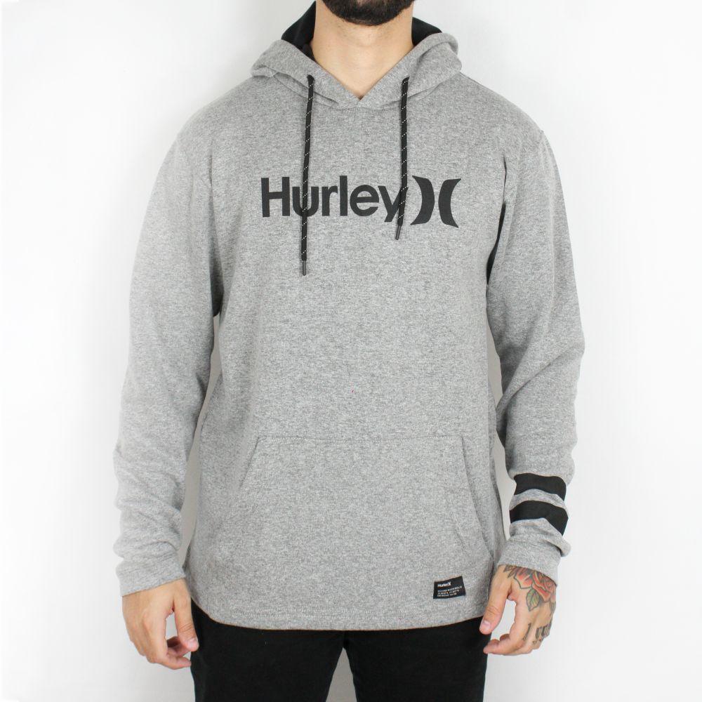 Camiseta Hurley Manga Longa Lounge
