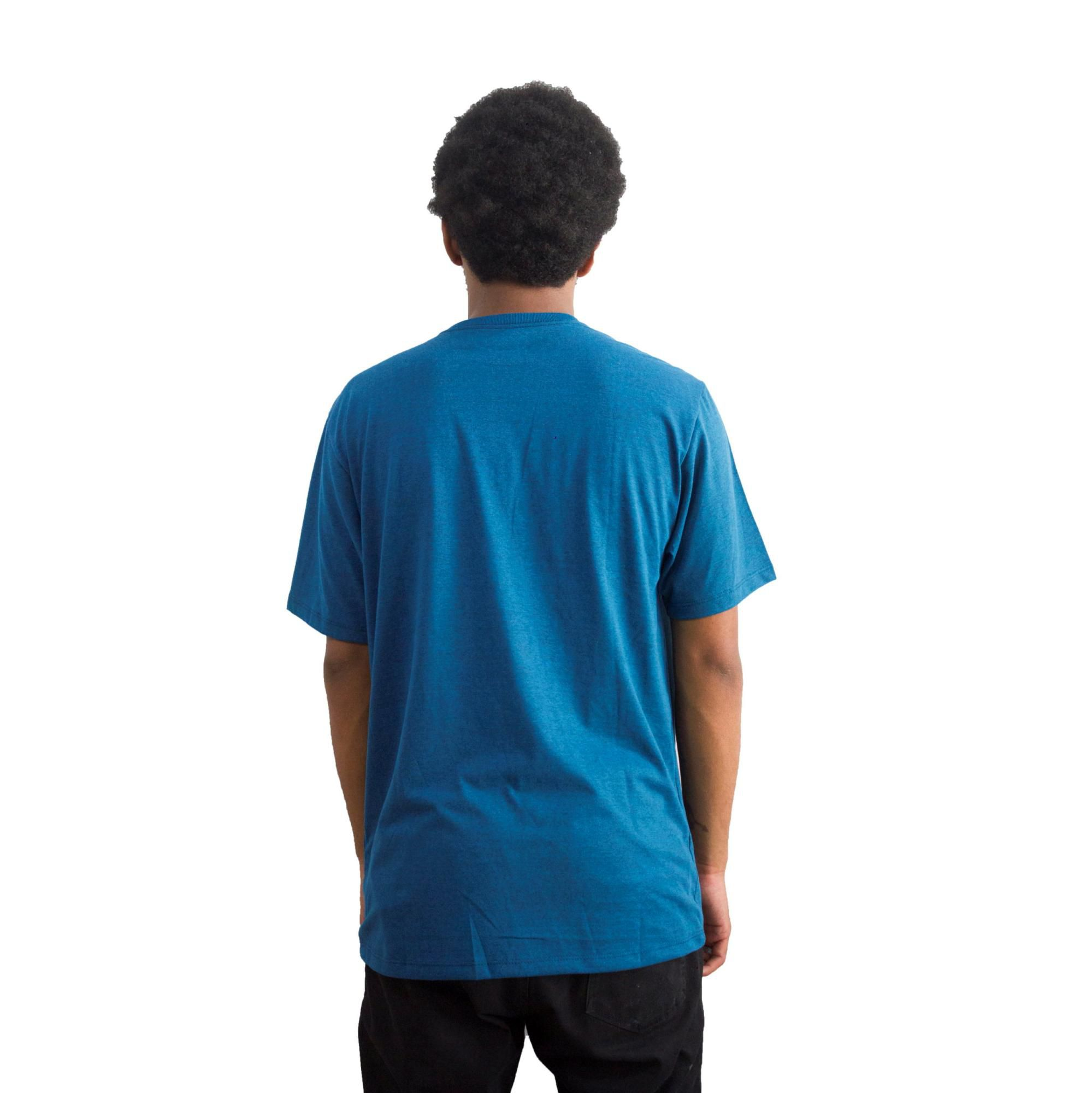 Camiseta Hurley mini Icon marinho mescla