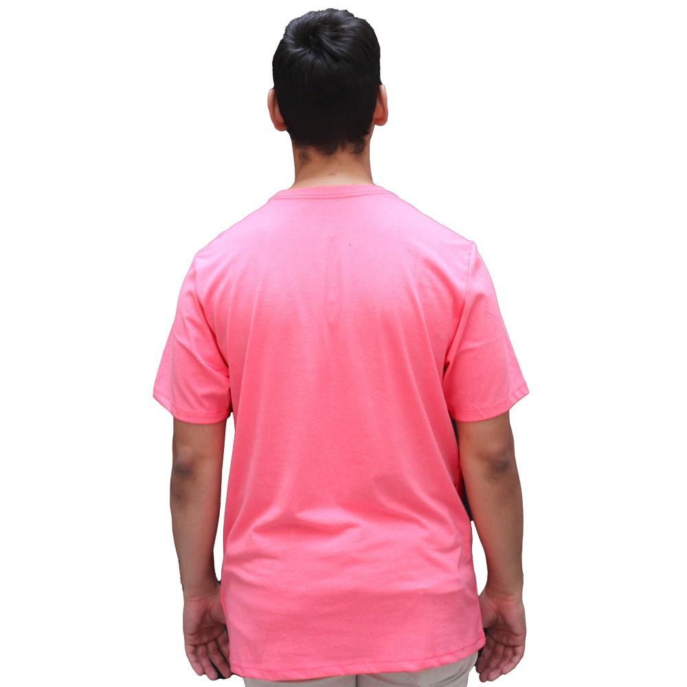 Camiseta Hurley O & O Neon Pink