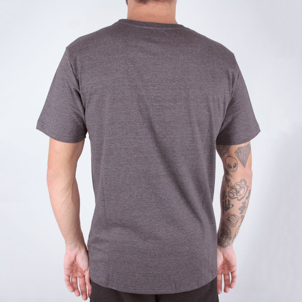 Camiseta Hurley O&O Smoke