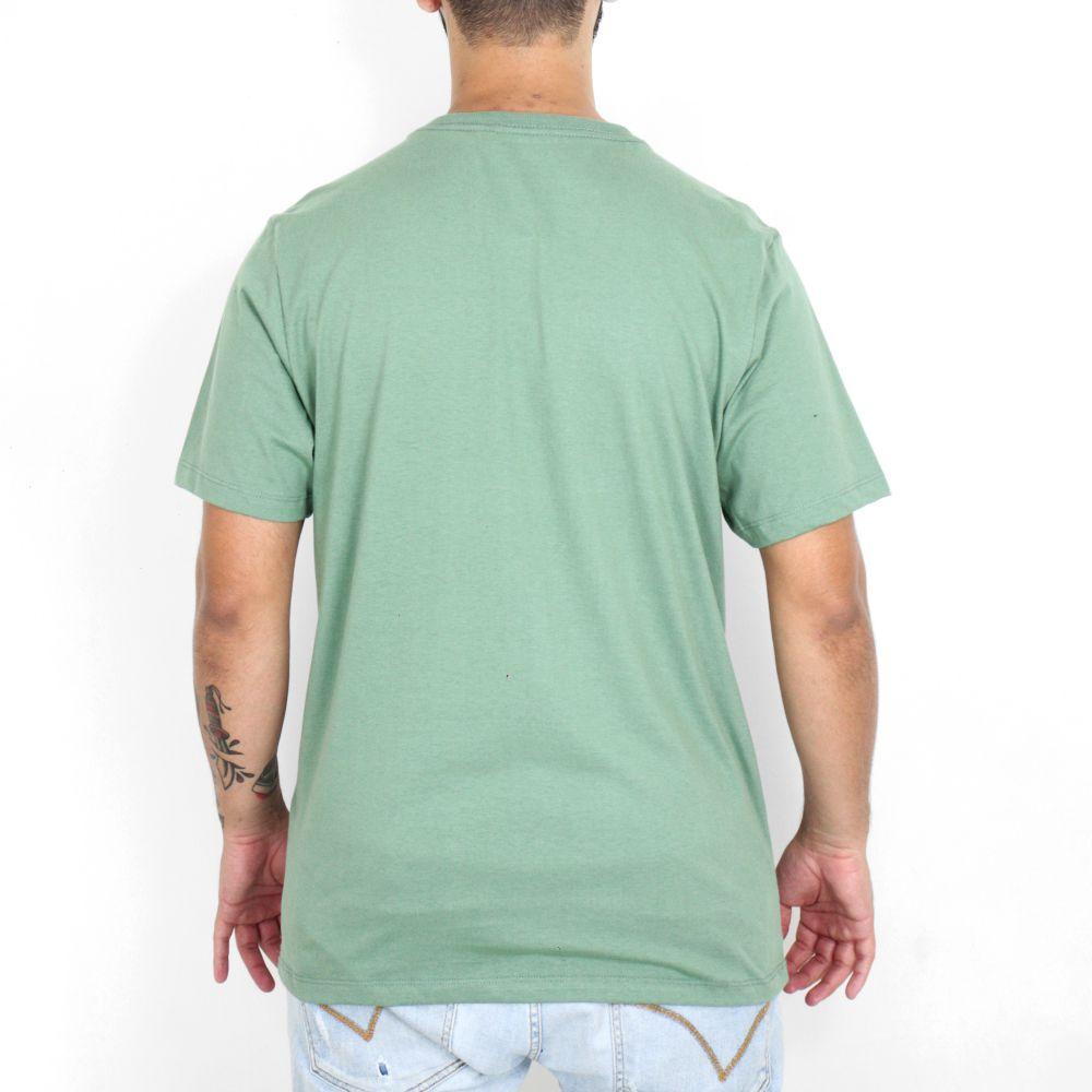 Camiseta Hurley O&O Box Windansea Verde