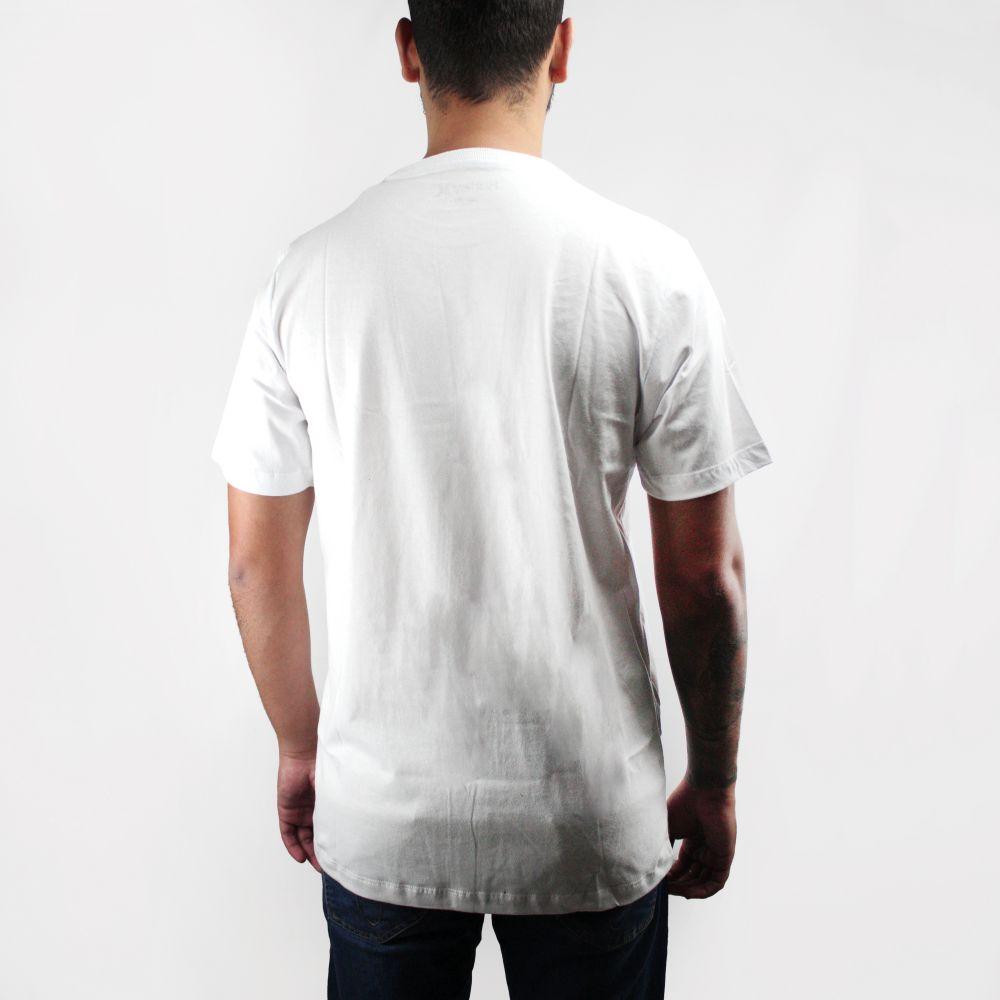 Camiseta Hurley O&O Solid Branca