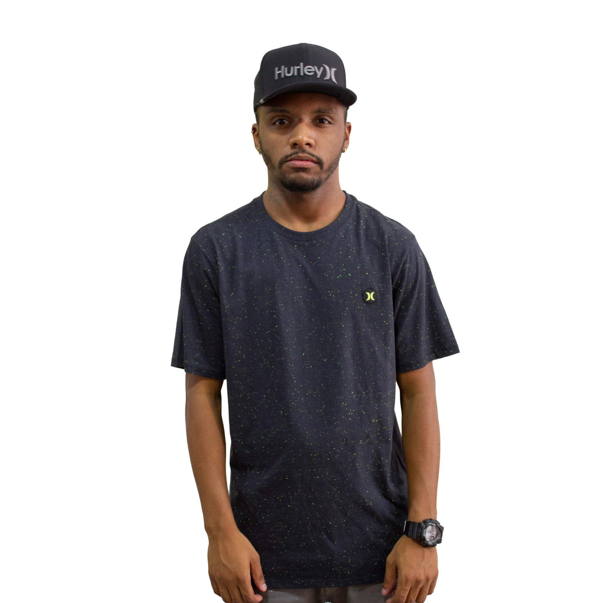 Camiseta Hurley Premium Botone