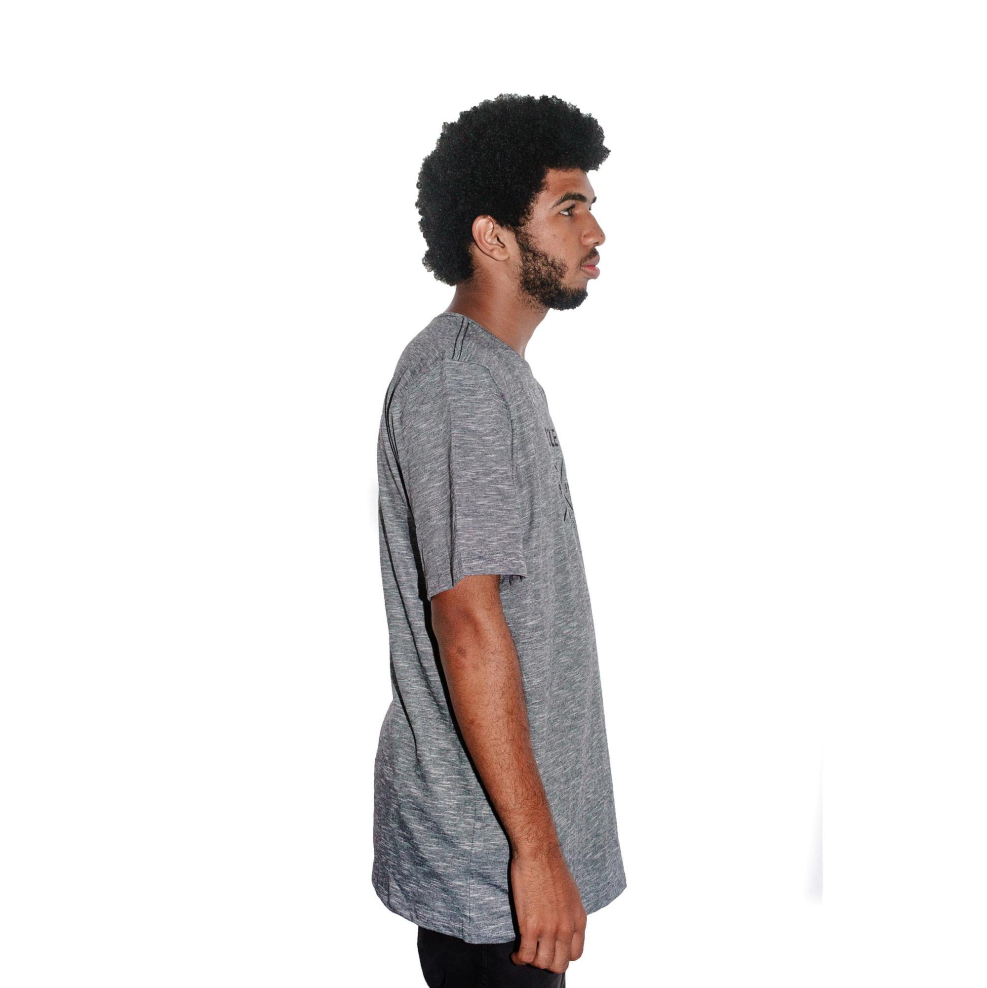 Camiseta Hurley Premium Cinza